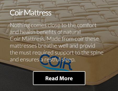 Coir Mattress   Relaxwell Mattresses