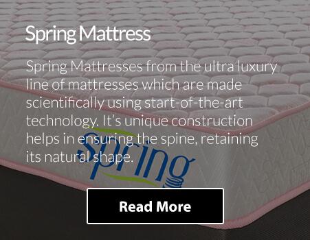 Spring Mattress - Relaxwell